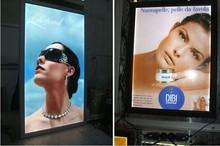 2015 new products Large size aluminum frame led advertising light box