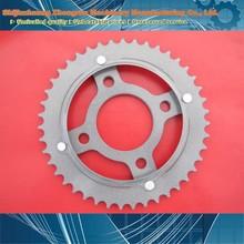 excavator sprocket/bicycle sprocket/honda unicorn chain and sprocket kits made in china