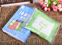 Powerful moisture absorbent for bathroom