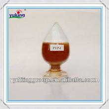 Yodo polivinilpirrolidona 10% 20% polvo desinfectante para