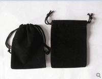 black velvet bags