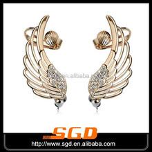 crystal ear wing