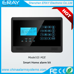 Auto Usage gsm based burglar alarm system Personal home and office use Usage wireless gsm safe house alarm systems