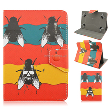 New Animal Prints Fold Flip Stand PU Leather Tablet Case For iPad Air