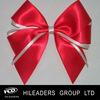 Decorative wholesale polyester satin ribbon bow