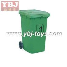 Plastic trash can rubbish bin garbage bin