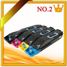 for kyocera taskalfa 250ci 300ci copier toner kraft carbon packed compatible kyocera tk-865/867/868/869 color toner cartridge