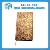 Korea stationery embossment Europe type restoring ancient ways pattern notebook