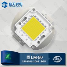 LM-80 Made in P.R.C Bridgelux Epistar Waterproof 50W CRI90 2900-3200K 4000-4500LM COB LED Module