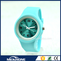 Free sale jelly silicone watch 2015/interchangeable covers kids watch