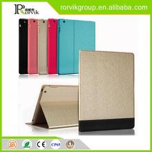 high quality leather case tablet computer cover for ipad 4