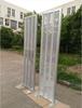 WELDON Black Aluminum Pool Metal Fence