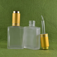 China goods wholesale opaque perfume bottle