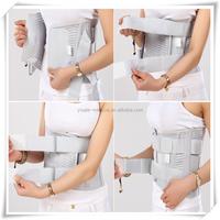 D38 orthopedic lumbar back brace belt waist corset
