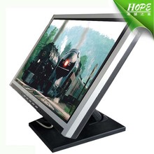 VGA/DVI/USB 15 inch monitor touch screen portable touch monitor 15 inch