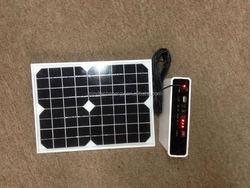 18v 100w solar panel