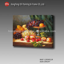 Hand made still life painted pictures