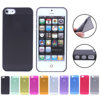 Ultra thin 0.3mm pc case for iPhone5s, for iphone5 hot selling case