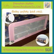 folding cama de beliche trilhos laterais para o bebê segurança