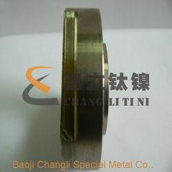 ASME/ANSI large-diameter titanium flange