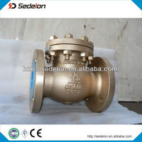 DIN standard low emission bronze valves ( Globe Valve )