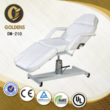 2015 hot sell hydaulic lift table/potable massage table for salon beauty