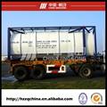 20ft ( los 22000L ) SUS contenedor con plena ISO diseño marco
