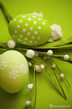 hot sale hight quality new product promotion holiday gift handicraft felt DIY openable easter egg for 2015 made in China