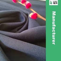 China Manufacturer Wholesale Polyester Knit Mesh Fabric for Sportwear
