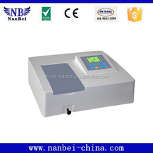 2015 best seller UV Vis Spectrophotometer with widely used
