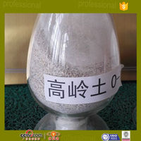 China calcined kaolin clay price for refractory