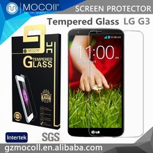 trending hot products anti-radiation laptop lcd phone screen protector for LG G3 cell phone accessory