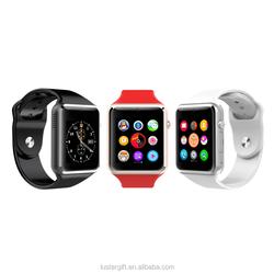 2015 best smartwatch 1.54inch NFC sim card smart watch with pedometer bluetooth smart watch Q8