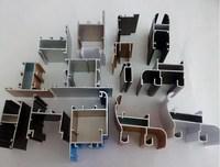 Constmart Home Furniture Interior Aluminium Profile Sliding Barn Door heat resistant windows