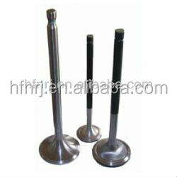 valve components, engine valve for racing car, Locomotive and ship engine