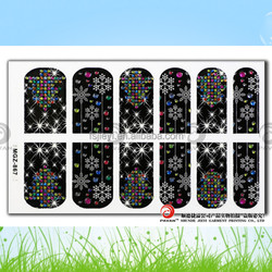Chinese wholesale newest professional nail art transfer foil