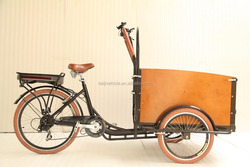 Family use cheap motorized bicycle tricycle for cargo bike price with low price
