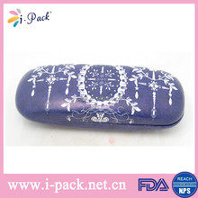 Popular metal ladies beautiful photo optical glasses/ eyeglasses/ spectacle case maked by our factory