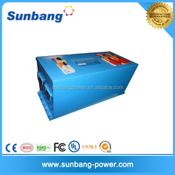 High quality portable 24V 100Ah electric motorcycle battery pack