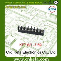 KF7.62H-7.62mm pitch barrier terminal block 300V/20A with Low position