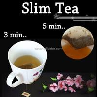 New Chinese herbal body-benefit slim tea