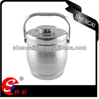 Hot Sale Stainless Steel Belly Insulated Vacuum Food Container/Lunch Box/Tiffin Carrier