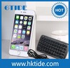 Universal For iphone 6 and 6 Plus Protable Silicone Mini Wirless Bluetooth Keyboard,Smartphone Wireless Bluetooth Keyboard