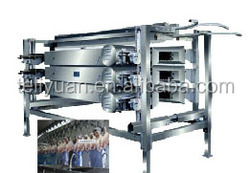 Tery stainless steel 304 automatic poultry slaughtering equipment China manufacturer