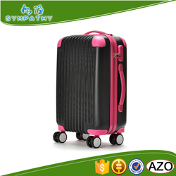 new design style lady pc travel trolley luggage scooter luggage