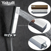 Top-quality china chrome surface hydro shower handle