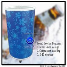 Cb portátil partido pode refrigerador refrigerador congelador geladeira usada e congeladores