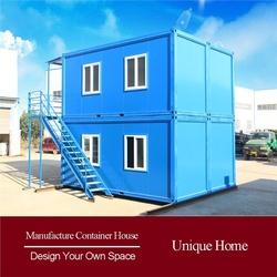 demountable flat prefabricated portable fast construction prafab house and villa