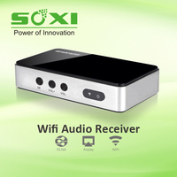 Factory supplying Airplay&DLNA protocol wifi audio adapter