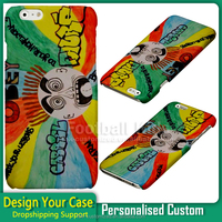 Hot Sale Popular Design print Color Cell Phone Cases For iPhone 6 for Retailer
